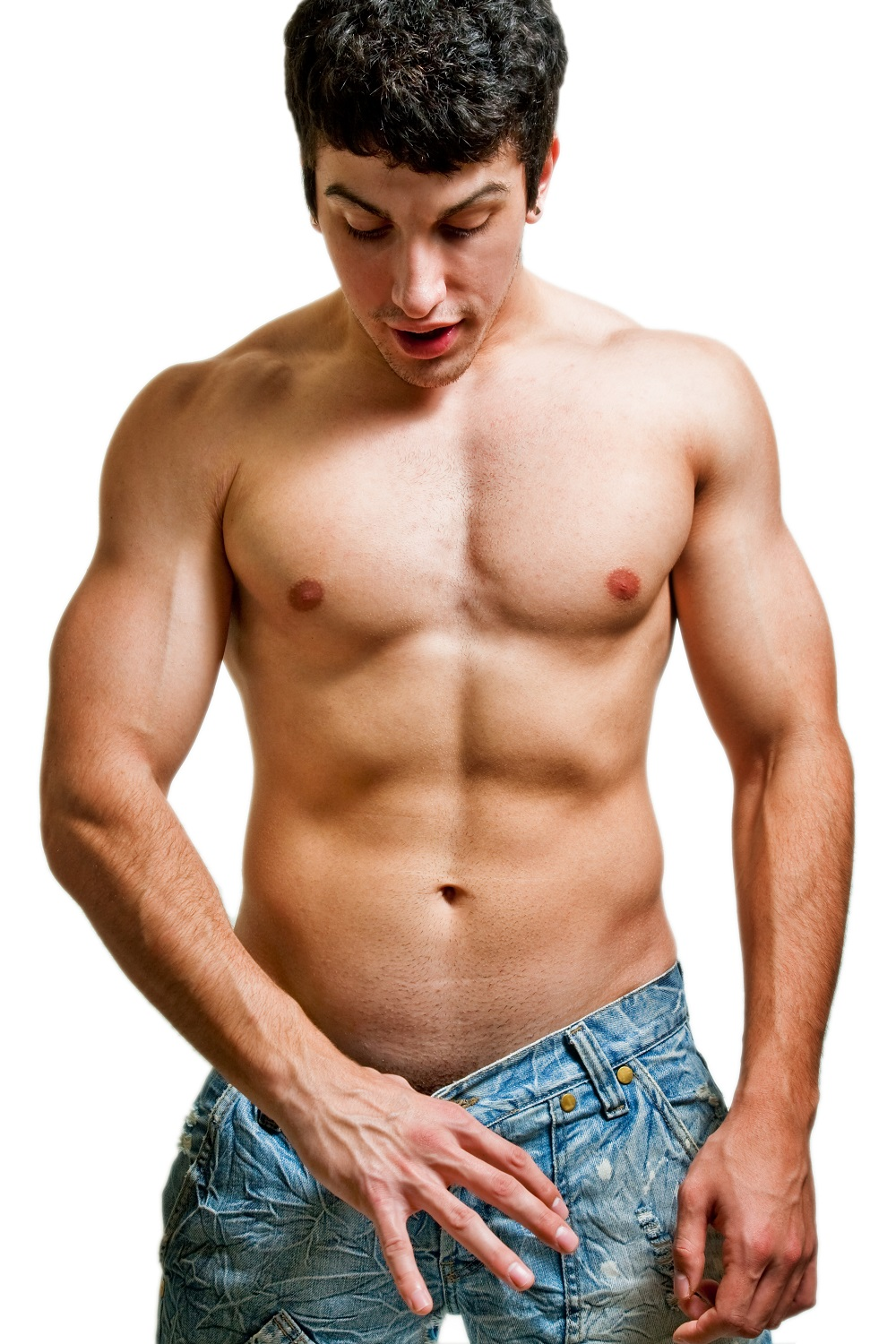 what causes low testosterone in a man