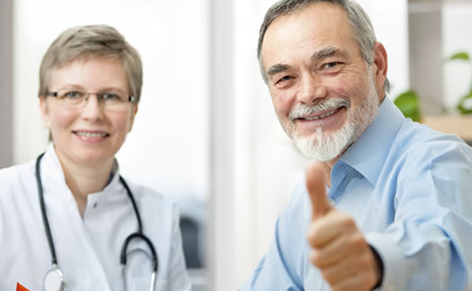 Testosterone Effects on Prostate