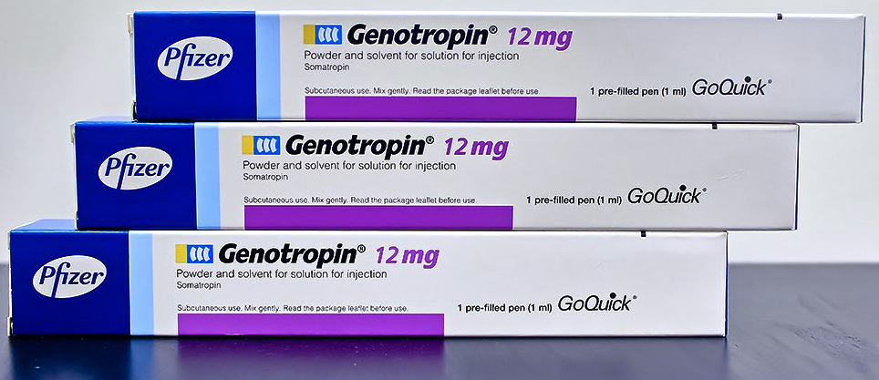 Genotropin Brand hGH Informational Details