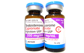 Testosterone Cypionate Description