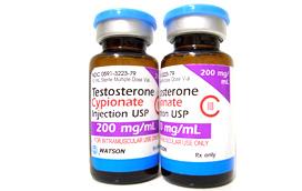 Testosterone Cypionate Description