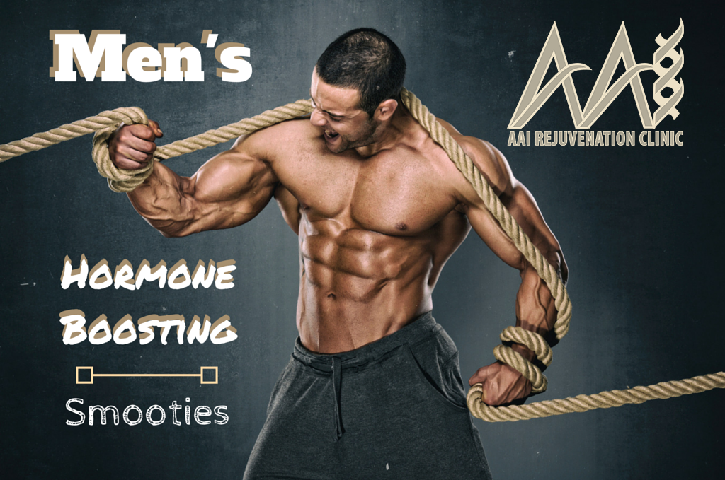 Stabilizing Male Hormones | AAI Smoothie Healing and Optimizing