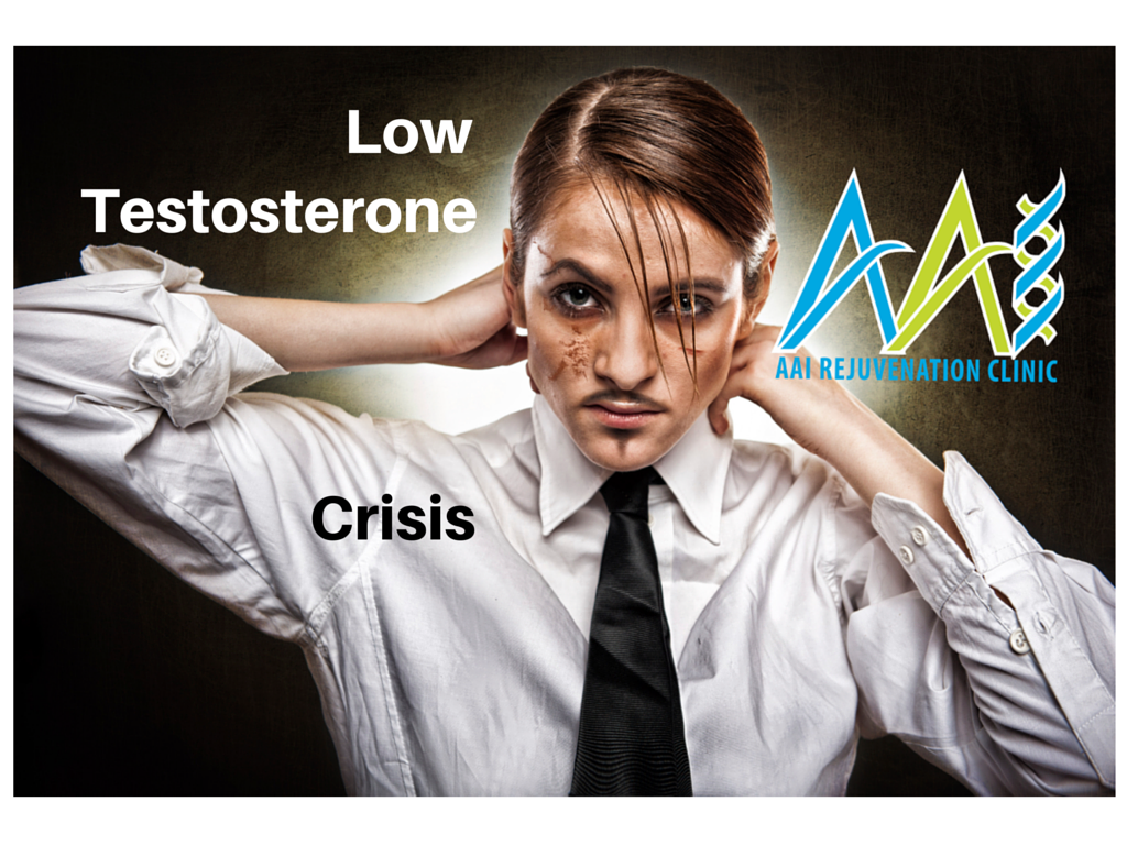 Low Testosterone Crisis