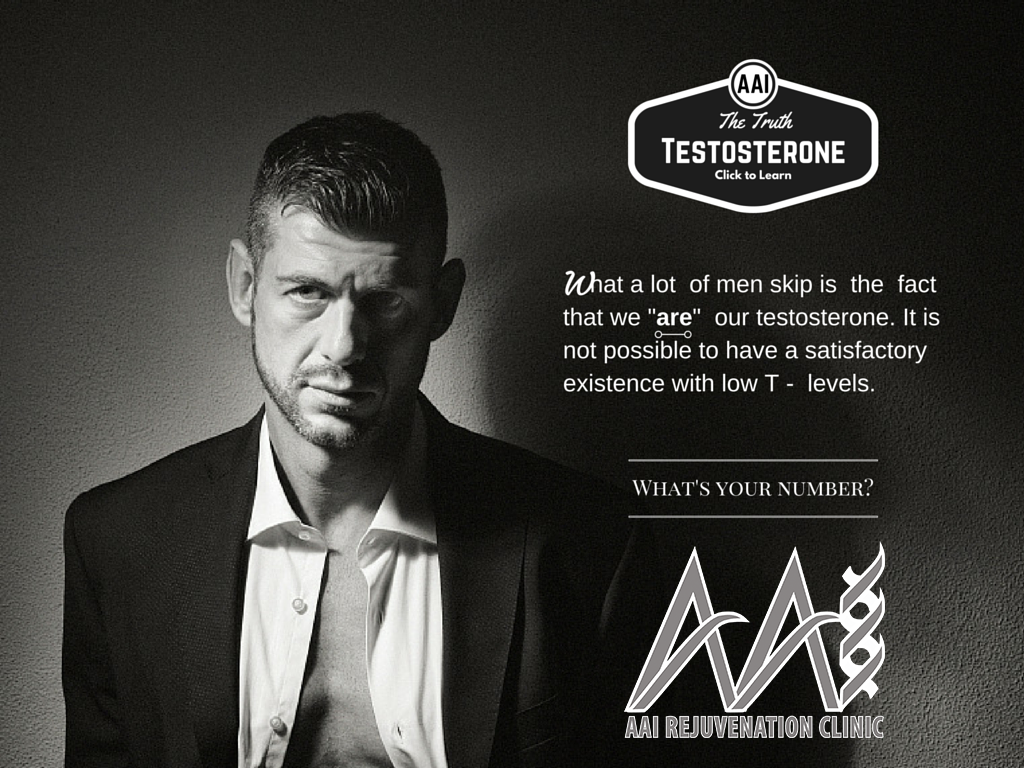 The Role of Testosterone is Important in The Body