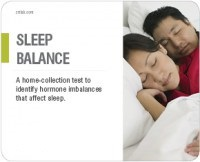 Sleep Balance Profile