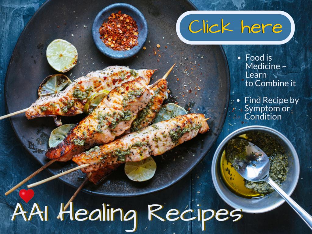 AAI Healing Recipes