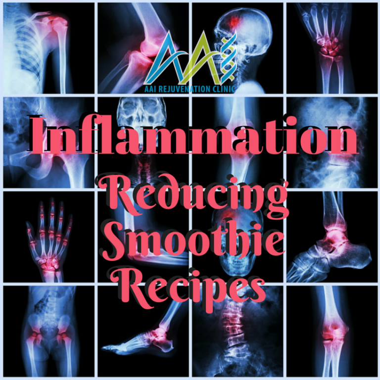 Inflammation (Immune System III) | AAI Smoothie Healing and Optimizing