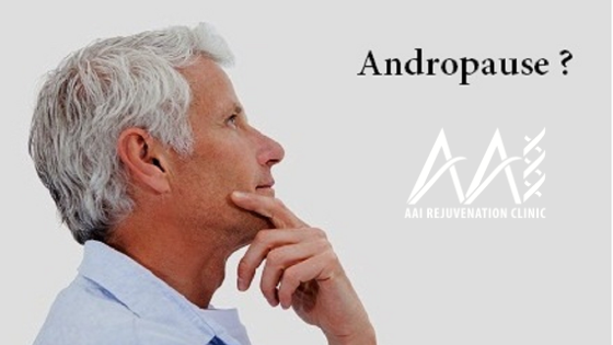 Male Menopause or Low-T is No longer Just for Older Men