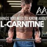 L-Carnitine Health Benefits