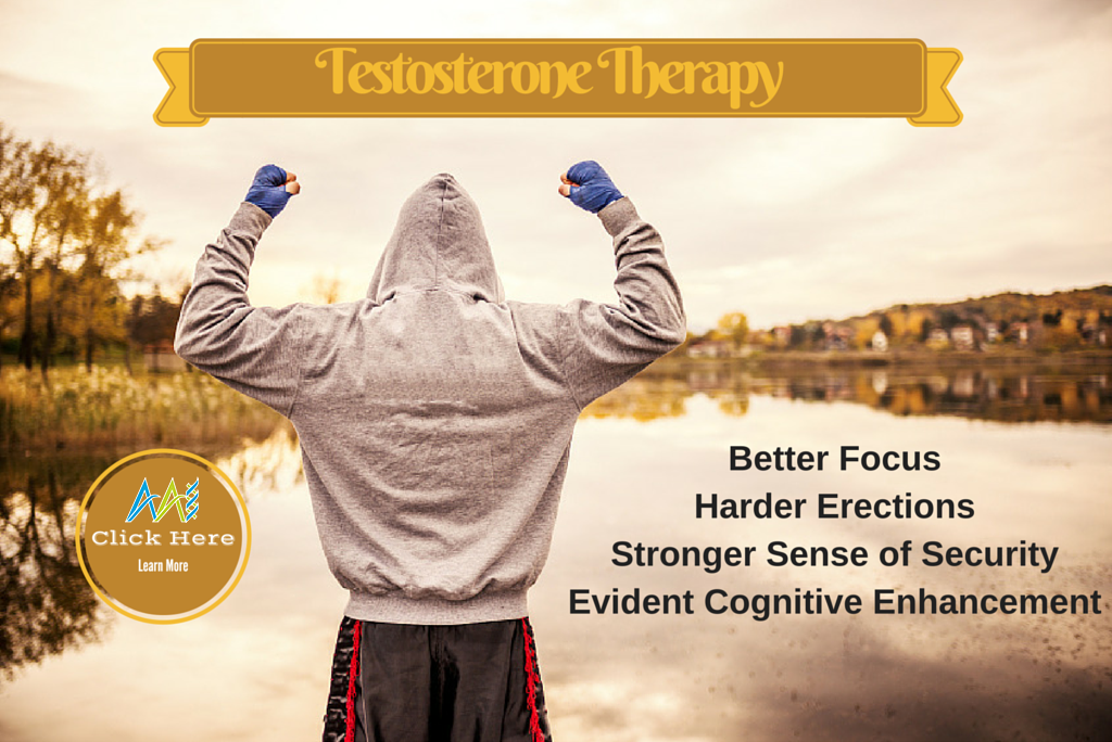 Help to Achieve, used hormone therapy, Testosterone Therapy with AAI