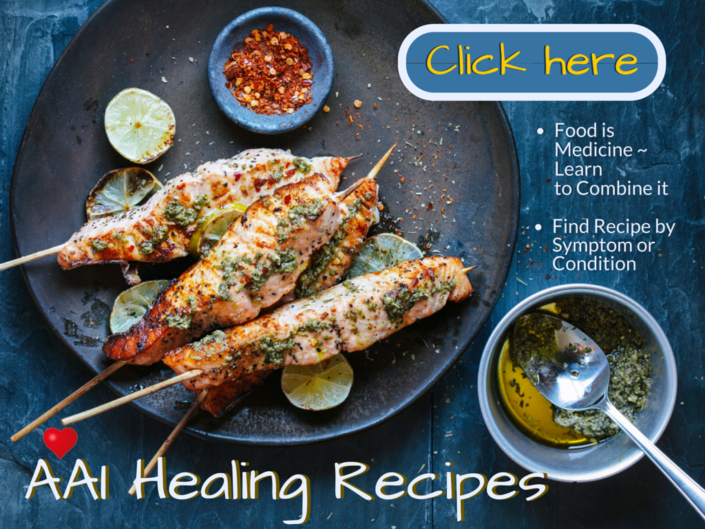 AAI Healing Recipes