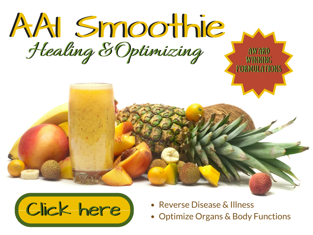 AAI Smoothie Healing and Optimizing