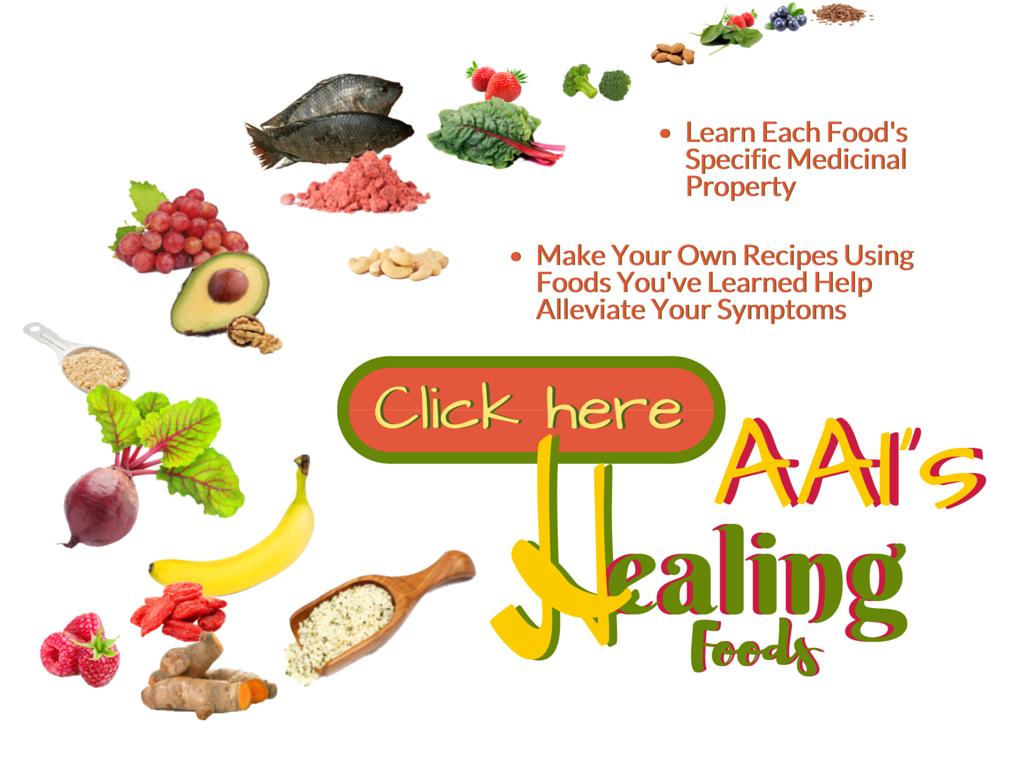 AAI's Healing Foods