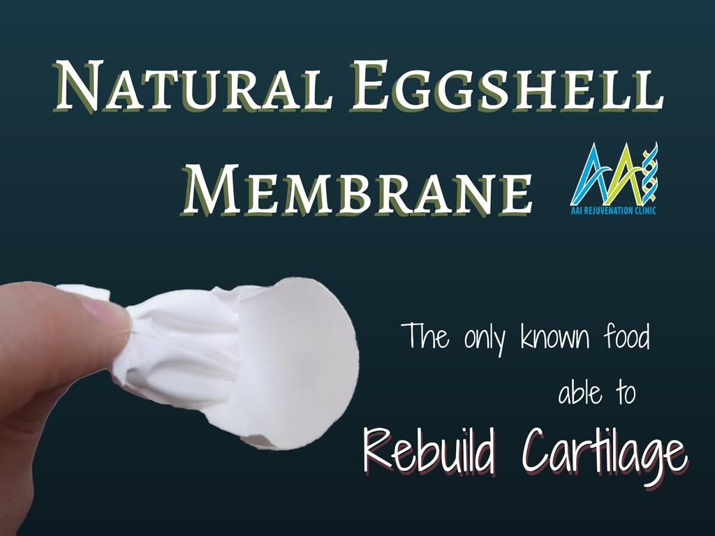 Natural eggshell membrane