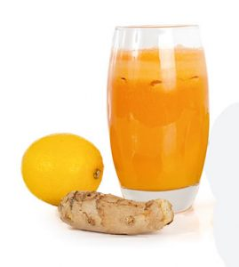 Water With Ginger