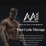 Post Cycle Therapy & well-Structured Testosterone Therapy