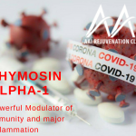 Thymosin Alpha 1: Reduces the Mortality COVID-19 by the Restoration T-cells.